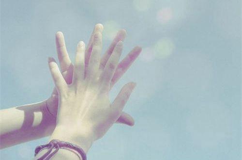 写的好的说说 向着阳光,向着微暖,相信梦想,在心中架起彩虹