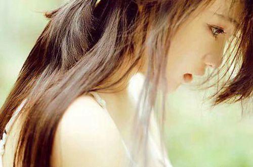 分手说说心情 总有一个人,一直住在心底