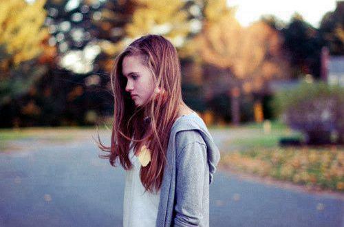 分手后的心情说说伤感大全 给我点时间我会把你忘记
