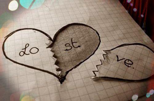 分手后的爱情说说:我跟你分手了我看见你像是陌生人多好