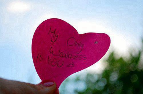 写给女朋友看的爱情说说