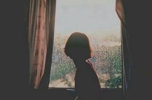 分手失恋说说看完哭了那种