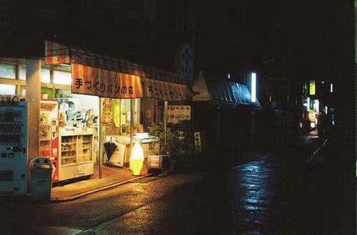 内涵微小说《夜色》
